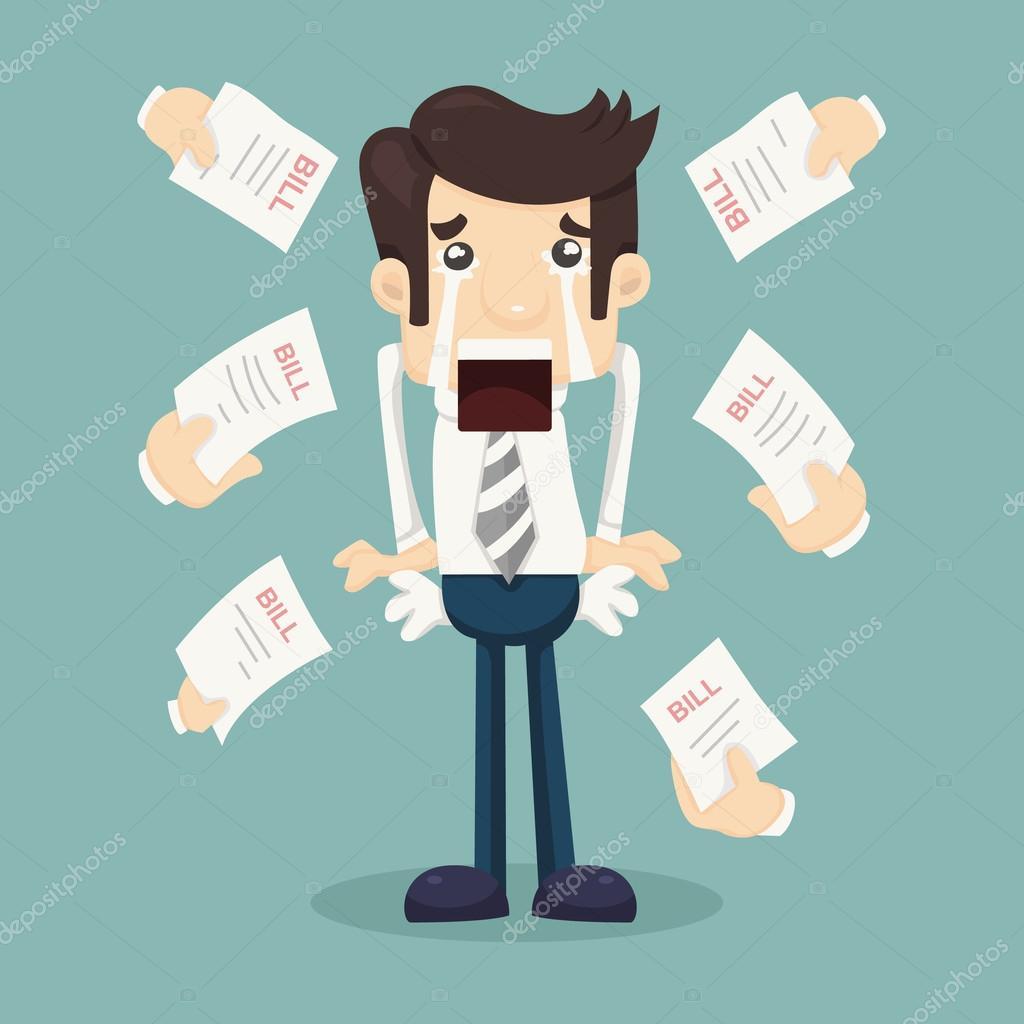 為什麼需要借錢週轉的是你?
