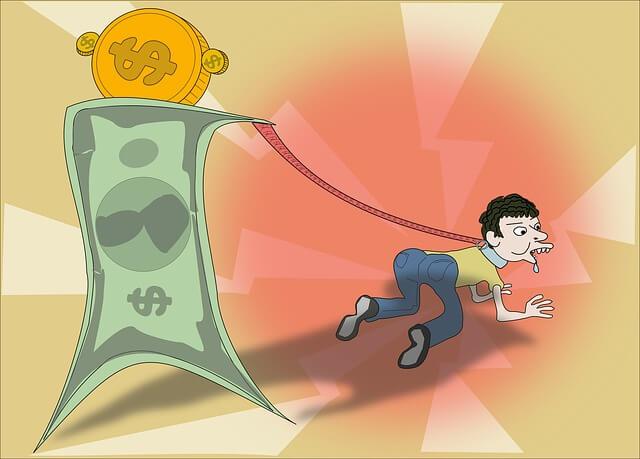 借款也要準時發薪水!一位值得效忠一輩子的老闆